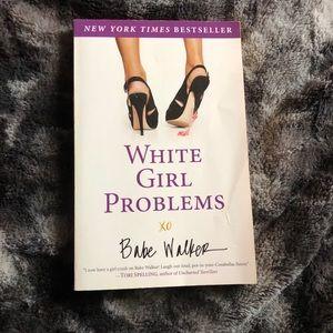 white girl problems paperback